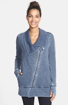 Marc New York by Andrew Marc Fleece Jacket available at #Nordstrom