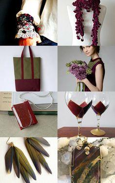 LADY  BORDO by Elena Nicole on Etsy--Pinned with TreasuryPin.com
