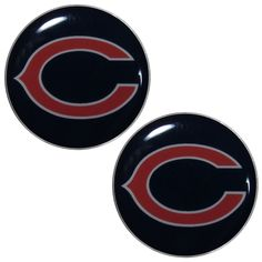 "Checkout our #LicensedGear products FREE SHIPPING + 10% OFF Coupon Code ""Official"" Chicago Bears Ear Gauge Pair 0G - Officially licensed NFL product 316L Stainless Steel Double flared for snug fit Sold in a pair of 0G plugs Inlaid Chicago Bears logo - Price: $20.00. Buy now at https://officiallylicensedgear.com/chicago-bears-ear-gauge-pair-0g-fsip005-0g"