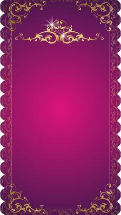 23 Unique Indian Wedding Invitation Card Design Blank Template Photos In 2020 Wedding Invitation Vector Invitation Background Wedding Invitation Background