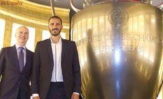 Bonucci cambia la Juventus por el Milán