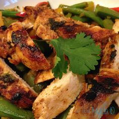 This easy cilantro lime grilled chicken recipe for the grill will have your taste buds wanting more! The zesty flavor of cilantro is delicious on the grill.