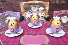 Sweet Duffy: My Bears & Cape Cod Area | Tokyo Disney Resort Guide