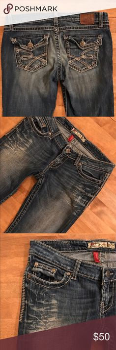 """Buckle BKE Stella Bootcut Jeans 27""""x33.5"""" BKE Stella Bootcut Jeans. Stretchy, size 27"""" x 33.5"""". In excellent condition! No trades, thank you. BKE Jeans Boot Cut"""
