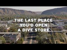 Samsung abre una tienda de buceo a 1200km de la costa.