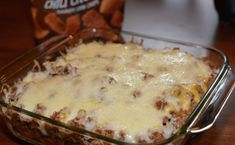 Creamy Burrito Casserole, Casserole Recipes, Savoury Baking, Rice Dishes, Tex Mex, Macaroni And Cheese, Tacos, Good Food, Food And Drink