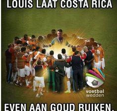 helaas voor Costa Rica