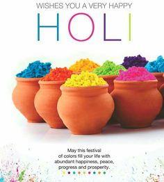Holi--- a colourful festival