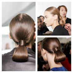 Las tendencias en peinados esta primavera verano 2013: Naeem Khan