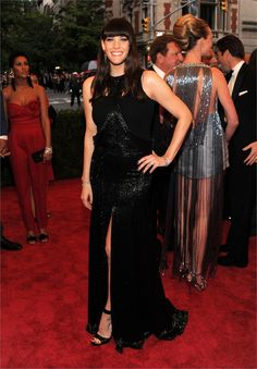 MET Ball 2012 - Liv Tyler in Givenchy Couture, via style.it