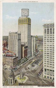 Postcards — Historic Detroit