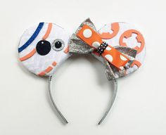 A personal favorite from my Etsy shop https://www.etsy.com/listing/257754883/bb8-star-wars-ears-bb8-disney-inspired
