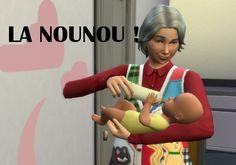 Les Sims 4: Guide sur la Nounou << Pensée sur The Daily Sims