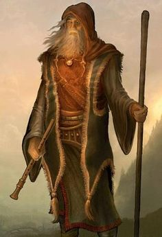 "DELLINGR - he is the AESIR god of dawn. His name means ""the dayspring"" or ""shining one"". He married NOTT, the JOTUN of night, and she bore him a son named DAGR, the JOTUN of day."