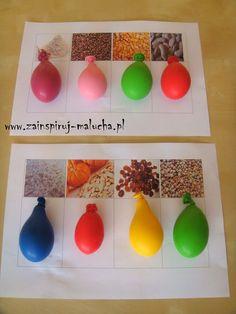 Montessori Baby, Montessori Activities, Motor Activities, Infant Activities, Art Drawings For Kids, Art For Kids, Sensory Balloons, Rainbow Cartoon, Diy And Crafts