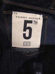 Tommy Hilfiger - Denim Pocket Flasher