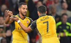 Theo Walcott believes form brings fear as 'no one will want to play us'