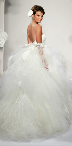 Wedding Dress ● Pnina Tornai