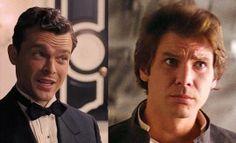 Alden Ehrenreich as Han Solo
