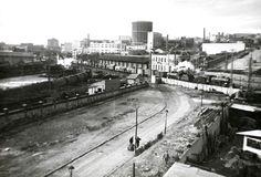 Estación de Peñuelas en 1948