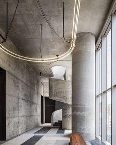 ad_magazineHerzog & de Meuron's interiors for 56 Leonard tower in NY