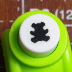 Mini DIY Stationery Kid Xmas Gift Hand Press Album Paper Craft Punch Embosser Bear -- Details can be found by clicking on the image.