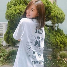 kim sohye Secret Love, Nayeon, Love Story, Girl Group, T Shirts For Women, Celebrities, Beautiful, Instagram, Style