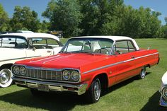 1964 Chevrolet Impala SS - Greg Gjerdingen