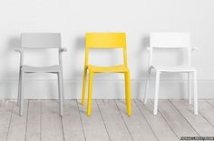 Janinge chairs. Can anyone reinvent the everyday chair? (Justin Parkinson, BBC News, 16 November 2014)