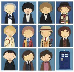 Colagens super bacanas de personagens que adoramos