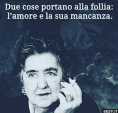 Great Quotes, Love Quotes, Inspirational Quotes, Italian Quotes, What Is Love, True Words, Words Quotes, Funny Texts, Cool Words