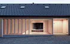 Innauer‐Matt Architekten gave the rustic wood cabin a modern upgrade in their design of Haus für Julia und Björn, a house in the Austrian town of Egg. Residential Architecture, Contemporary Architecture, Interior Architecture, Innovative Architecture, Wooden Facade, Main Entrance, Wooden House, House And Home Magazine, Home And Family