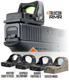 Glock Universal (Optics) Mount - Glock™ - PISTOL ACCESSORIES