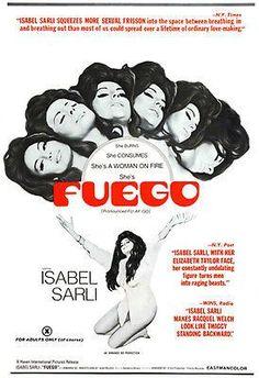 Fuego - 1969 - Movie Poster
