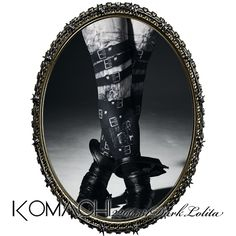 "【KOMACHI2266531DarkLolita x AKI (ARLEQUIN)  Collaboration Tights  ""Border Line""】   ✝ 100% made in JAPAN ✝    Being clad in coldhearted shadows where there is no room for emotions. The sound of footsteps from the darkness moves closer and closer, along with a biting feeling of danger. This is the inspiring image behind this design. ✝ Fits PLUS and TALL sizes too! ✝ Buy it now at http://www.galaxybroadshop.com/products/detail.php?product_id=696"