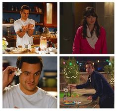 """snoggingbooth: """" New Girl Nick and Breakfast """" New Girl Memes, New Girl Funny, New Girl Quotes, New Girl Tv Show, Girls Show, Snl News, Nick And Jess, Jessica Day, The Mindy Project"""