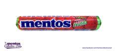 https://flic.kr/p/rEKvCD | Mentos Fresa | (Strawberry) Medium-sized roll (Argentina 2015)