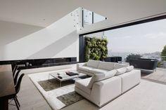 Hillside Property by Edmonds + Lee Architects