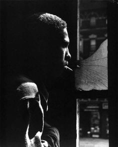 Red Jackson, Harlem, New York, 1948 by Gordon Parks