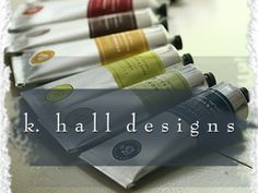 K Hall Designs - gifts and accessories