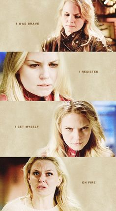 Fan Art of Emma for fans of Once Upon A Time.