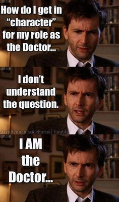 This Is Why David Tennant Is The Best