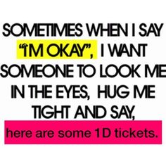 PLEASE PLEASE PLEASE PLEASE? I need some one direction tickets now <3