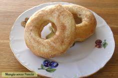 Ciambelle donut al forno
