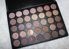 Morphe Brushes 35T Palette Taupes