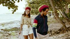 oldloves: Bob Marley and then girlfriend Cindy Breakspeare. Breakspeare was a Jamaican jazz musician and model, she was crowned Miss World ...