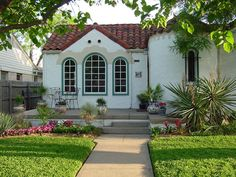 hacienda style homes | SPANISH STYLE HOME DESIGNS « Home Plans & Home Design. OOHHH!!