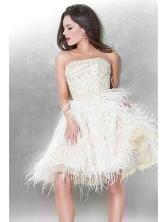 Ruffles-Cocktail-Dresses-With-Beads