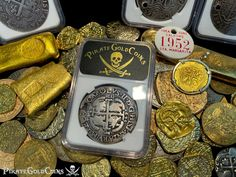Pirates Gold, Verde Island, Gold Coins