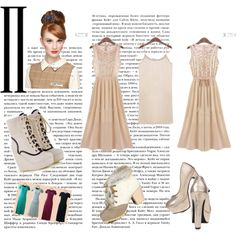 """Untitled #309"" by fashionwholesaledress on Polyvore"